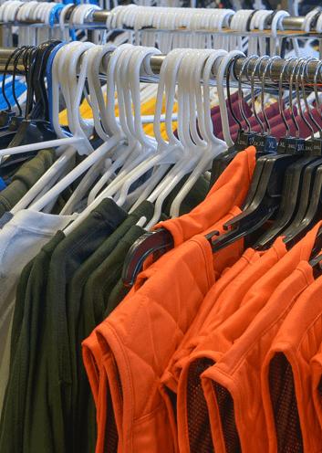 Apparel & Merchandise